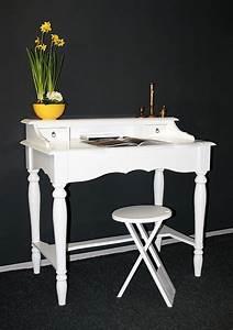 Schreibtisch Vintage Weiß : italienischer sekret r wei schreibtisch konsolentisch ~ Lateststills.com Haus und Dekorationen