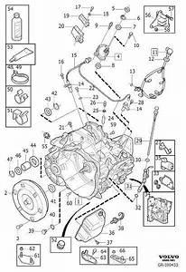 Volvo V70 Xc Drain Plug  Automatic  Transmission  Gearbox
