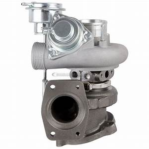1999 Volvo V70 Turbocharger 2 4l Engine