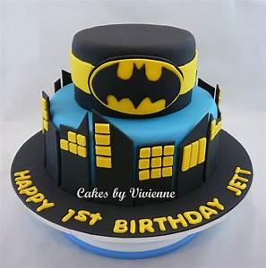 Batman Cake - CakeCentral com