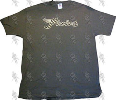 pixies olive pixies logo t shirt clothing shirts records
