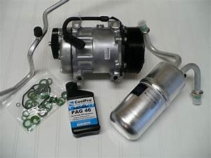 New A  C Ac Compressor Kit For  1998