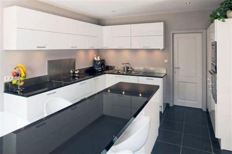 contoire de cuisine cuisine moderne photo 2 5 pureté du blanc design du