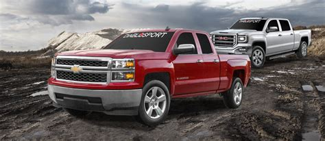 Gmc Trucks by 2016 Gmc Chevrolet Silverado Diablosport