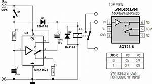 how relays work relay diagrams relay definitions and With relay circuits
