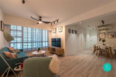 4room Hdb Designs That Aren't Your Cookiecutter Home  99co