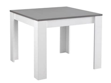 table de cuisine grise tables repas pour votre cuisine ou salle à manger