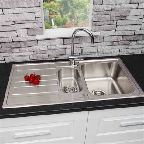 Kitchen Sinks Uk by Kitchen Sinks Plumbworld