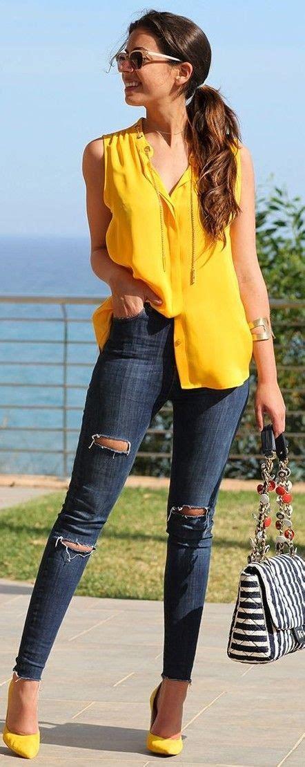 25 Stunning Yellow Fashion Ideas 2017
