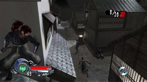 tenchu  screenshots  xbox