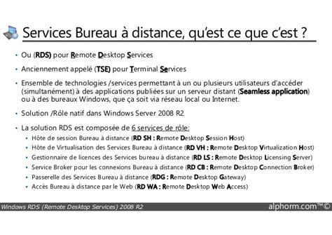 service bureau a distance passerelle bureau a distance 28 images installation et