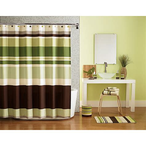 bathroom accessories sets walmart green and brown bathroom accessories