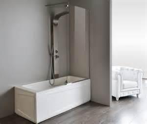 Box Per Vasche Da Bagno: Pareti vasca da bagno con semplice design ...