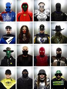 Middle aged men are dressing like superheroes and ...