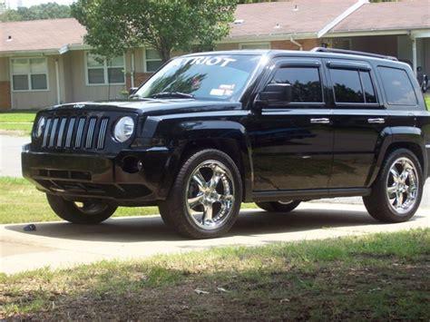 chrome jeep patriot patriotondubs 2007 jeep patriot specs photos
