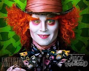 Movie Backgrounds: Alice In Wonderland Wallpapers
