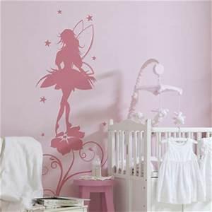 Stickers chambre enfant fille eglue stickers enfant for Chambre bébé design avec couronne de fleurs pour enterrement