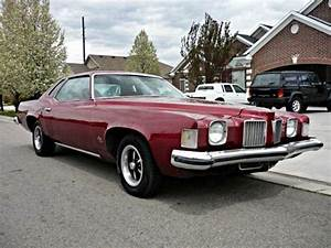 Sell Used 1973 Pontiac Grand Prix Coupe