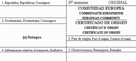 certificat d origine chambre de commerce documents certificat d 39 origine commerce international