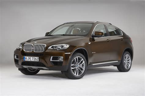 Bmw Updates 2013 X6, Introduces M Performance Package