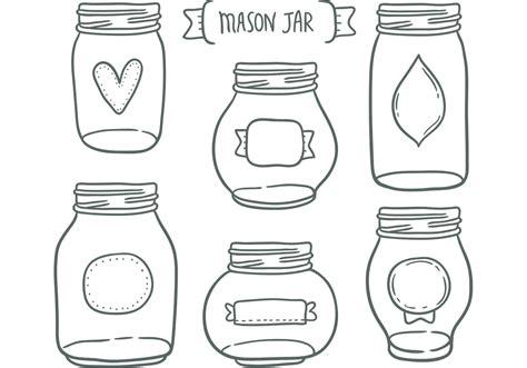 mason jar vectors - Download Free Vector Art, Stock ...