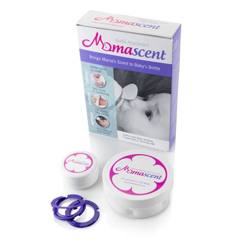 The Nose Knows Mamascent Bottle Attachment The Talking