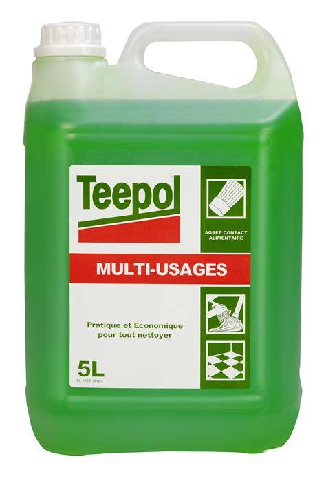 teepol multi purpose detergent   promo