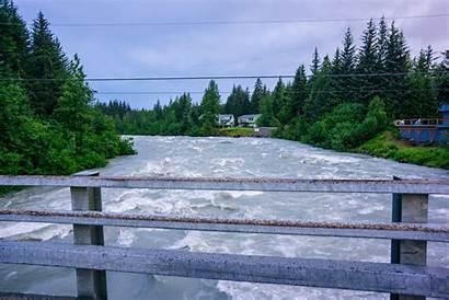 River Bridge Flooding Gifs Donohoe Gabe Water