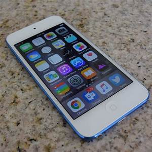 Apple iPod touch 6th Generation: A fun and powerful work ...