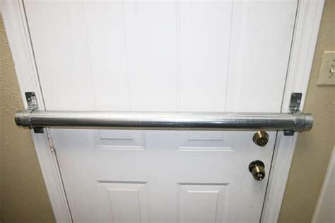 security bar for door top 4 basement window and door security ways to prevent