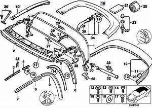 Original Parts For Z3 Z3 1 9 M43 Roadster    Sliding Roof