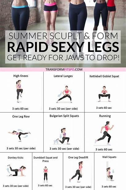 Legs Workout Workouts Fitness Training Gym Exercises
