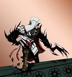 Prototype-Assassin's Creed crossover art. - Prototype Fan ...