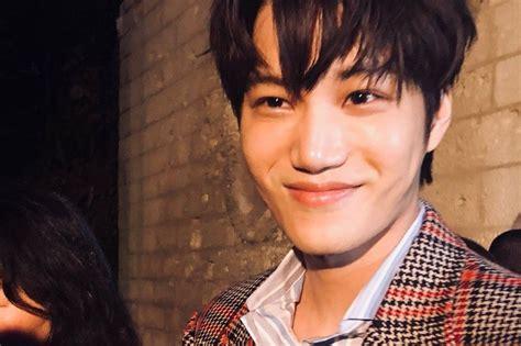 exo concert 2019 check out photos of exo s kai from gucci cruise 2019