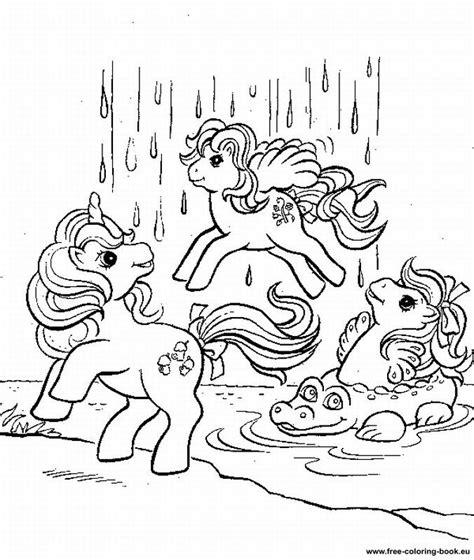 printable   pony generation  coloring sheets