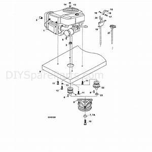 Hayter 14  38  H1438  Parts Diagram  Briggs And Stratton