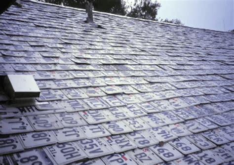 repurposed materials  unique roofs premier