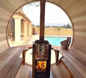 Construire Un Sauna : sauna en bois haut de gamme et fabriqu en france o 39 biozz ~ Premium-room.com Idées de Décoration
