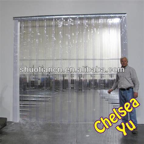 clear plastic garage door strips view plastic garage door