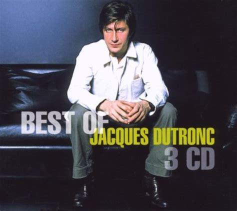 jacques dutronc songs best of jacques dutronc 3 cd box jacques dutronc