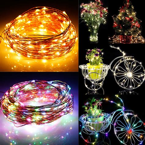 battery operated christmas string lights 72 300 led christmas xmas lights outdoor string light