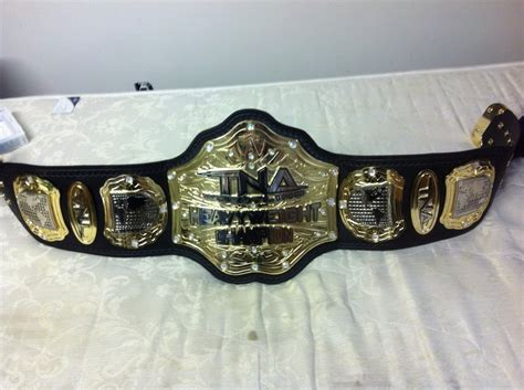 The Tna World Heavyweight Championship By Mrkte On Deviantart Fj Cruiser Timing Belt How To Make A Conveyor For School Project Coco Chanel Fix Squeaky Alternator Grip Spray Invisible Suspender Sean John Belts Low Profile