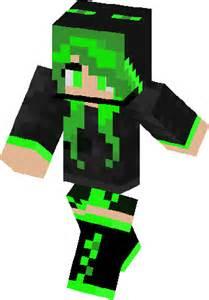 Minecraft Ender Girl Skin
