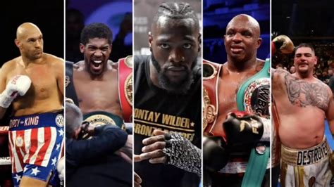 Top 15 Best Heavyweight Boxers of 2020 - YouTube