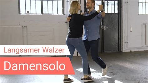 tanzschritte langsamer walzer langsamer walzer figur damensolo tanzen lernen