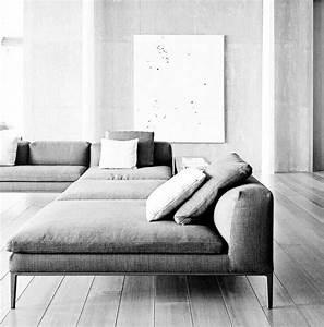 Canapé Moelleux Et Profond : 41 images de canap d angle gris qui vous inspire voyez ~ Teatrodelosmanantiales.com Idées de Décoration