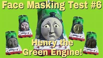 Henry Thomas Friends Face Engine Test Masking