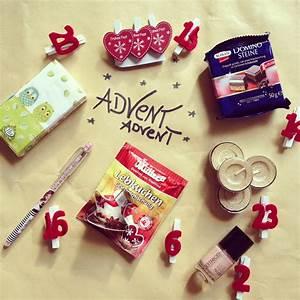 Adventskalender Für Freundin Basteln : x mas 2013 auch missbb kann diy ab und zu advent advent adventskalender ~ Watch28wear.com Haus und Dekorationen