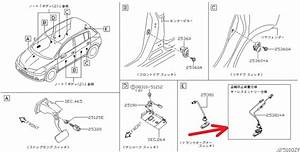 Niubeauto New Trunk Switch Opener For Nissan Tiida C11