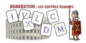 2017 En Chiffre Romain : num ration bout de gomme ~ Nature-et-papiers.com Idées de Décoration